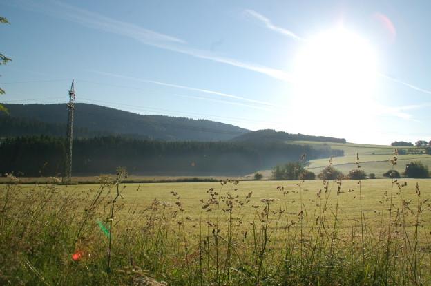 Küstelberg omgeving